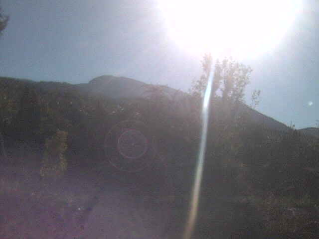 webcam facing ski center